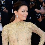 Eva Longoria @ Red Carpet Cannes Film Festival 2013