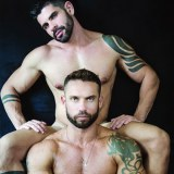 Bruno and Victor by Lëo Castro : Part II
